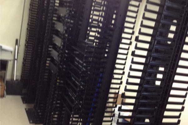 Closet Racks,Vert, Hort Wire Managements
