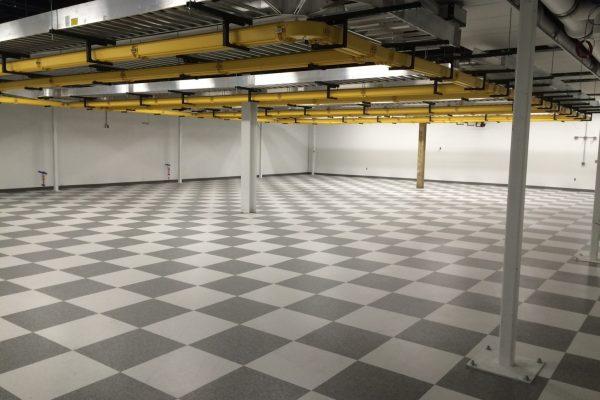 GC 3 Data Center Remodel